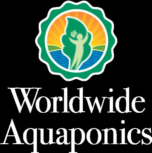 Worldwide Aquaponics Logo